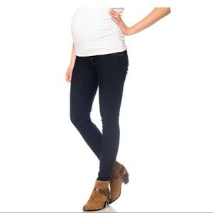Denim - Fade To Blue Maternity Jeans